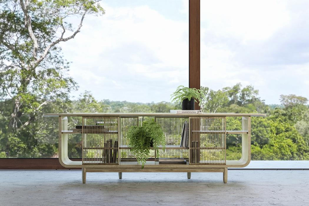 Arquitetos Brasileiros Associados - Projeto Buffet Rolls, Andrés Parallada
