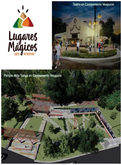 PROJETOS TURÍSTICOS LUGARES MAGICOS SALTA PROJETO TURISTICO SALTA ARGENTINA